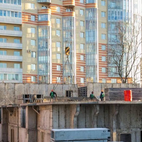Ход строительства жилого комплекса Коломяги Эко